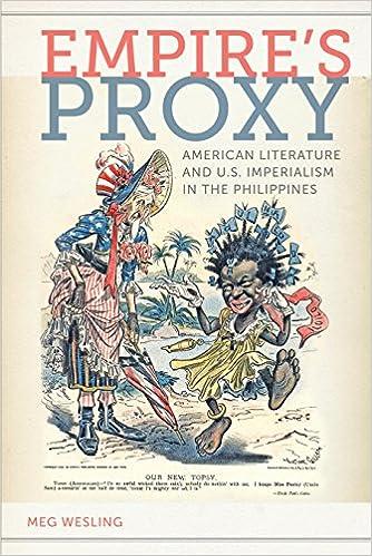 Amazon com: Empire's Proxy: American Literature and U S  Imperialism