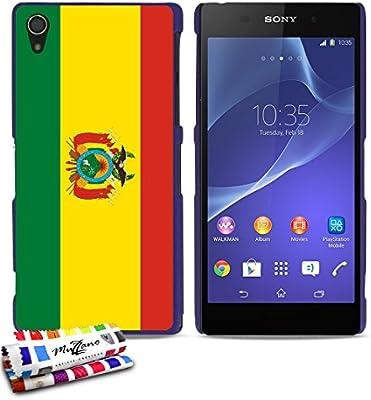 Amazon.com: GENUINE Extra-Slim rigid Purple Case Flag ...