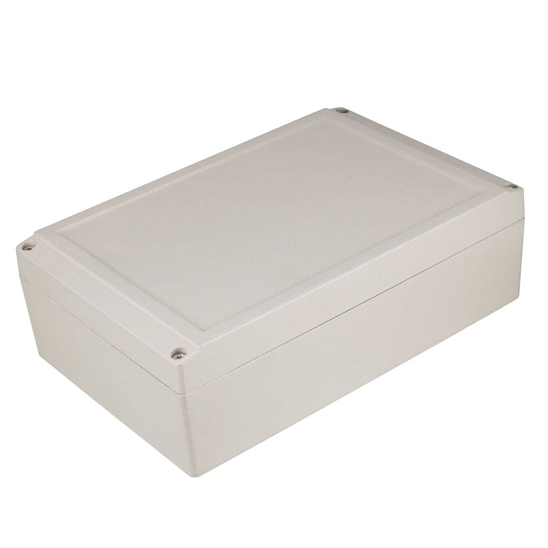 uxcell 9 inches x 5.9 inches x 3 inches 228mmx150mmx75mm Aluminum Waterproof Junction Box Universal Electric Project Enclosure