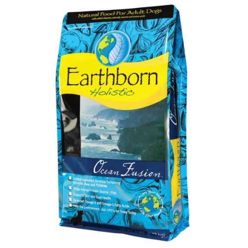 Earthborn Holistic Ocean Fusion Dog Food (Pack of 5)