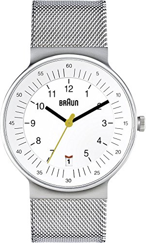 Braun BN0082WHSLMHG Classic Stainless Bracelet
