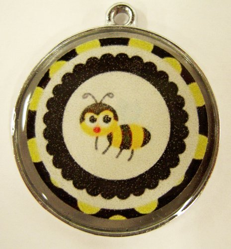 Bumble Bee Pet ID Tag