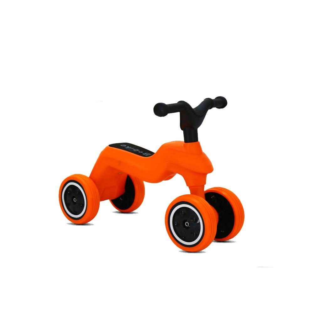 Venta en línea de descuento de fábrica    1 Equilibrio en las cuatro ruedas de los niños scooter de auto baby yo Coche twist auto 1-3 años de edad, cochecito de bebé, pie, andador  compra limitada
