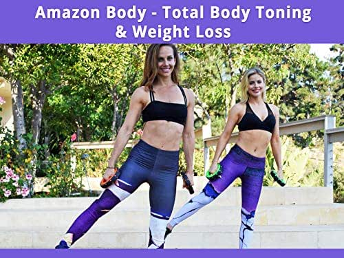 Amazon Body - Total Body Toning & Weight Loss