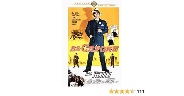 Al Capone [Edizione: Stati Uniti] [USA] [DVD]: Amazon.es: Rod ...