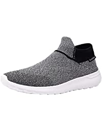 Mens Ultrasock Shoes Fashion Casual Walking Sneakers for...