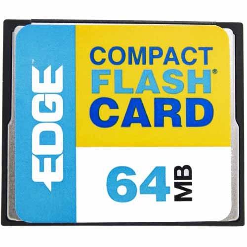 Edge 64mb Premium Compactflash Card - 1