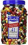 jelly bean jar - Gimbal's Fine Candies Gourmet Jelly Beans, 41 Flavors, 40-Ounce Jar