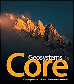 Geosystems Core Plus Mastering Geography with Pearson eText -- Access Card Package