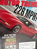 2000 Dodge Durango / 2000 Ford Explorer / 2000 Acura CL / 2000 Chevy Chevrolet Impala / 2000 Dodge Intrepid / 2000 Ford Taurus / 2001 Chrysler PT Cruiser Magazine Article