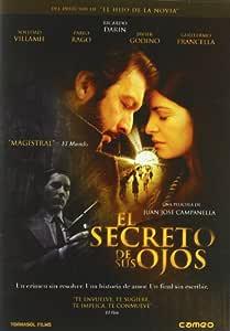 El secreto de sus ojos [DVD]: Amazon.es: Ricardo Darín
