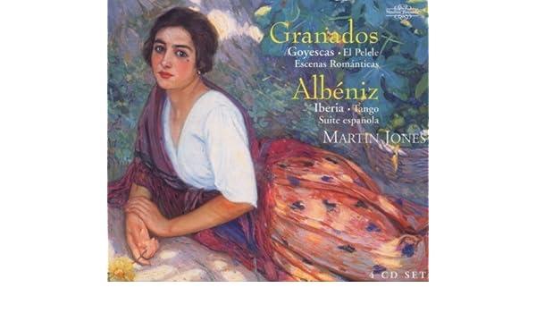 - Plays Granados & Albeniz - Amazon.com Music