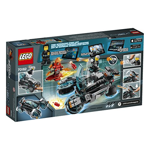 Lego®  70162  ® Ultra Agents  L'interception d'Infearno  pas cher Achat /