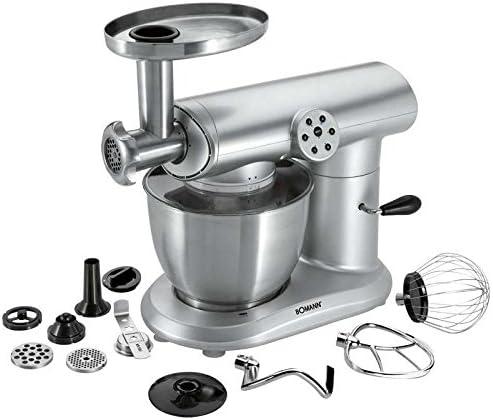 Bomann Robot de Cocina KM 369 - Vendedores Amazon. Ofertas para tu Hogar.: Amazon.es: Hogar
