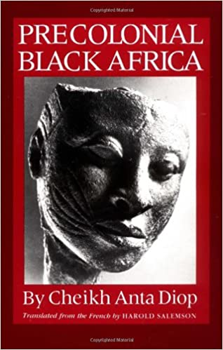 PRECOLONIAL BLACK AFRICA: A Comparative Study of the