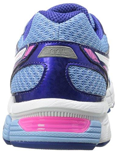 Asics Gel-Exalt 2Zapatilla de Running de la mujer Ice Blue/White/Hot Pink