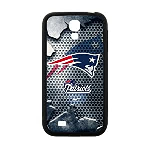 Hoomin Cool New England Patriots Samsung Galaxy S4 I9500 Cell Phone Cases Cover Popular Gifts(Laster Technology)