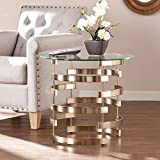 Upton Home Luxury Berclay Side/ End Table