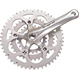 Sugino XD600 Triple Cranksets 175mm 26-36-46 74-110 7-8-Speed