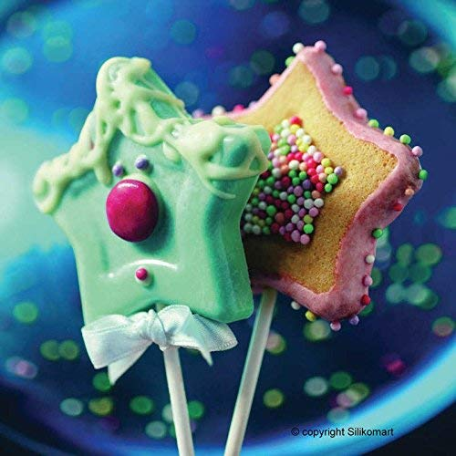 Silikomart Silicone Easy Pop Collection Cake Pop Mold, Magic Pop by Silikomart (Image #3)