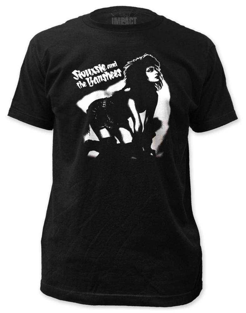 Siouxsie and the Banshees - Hands & Knees (slim fit) T-Shirt Size L