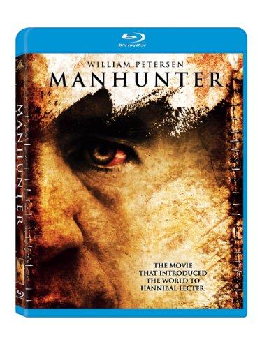 Manhunter Blu-ray Repackaged (Online Store Männer)