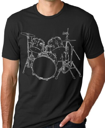 drums-t-shirt-artistic-design-drummer-tee-black-m