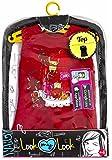 Nancy - Camiseta para muñeca, color rojo (Famosa 700012070)