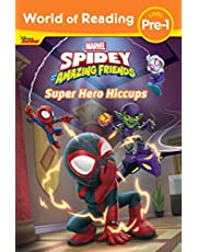 World of Reading: Spidey and His Amazing Friends Super Hero Hiccups