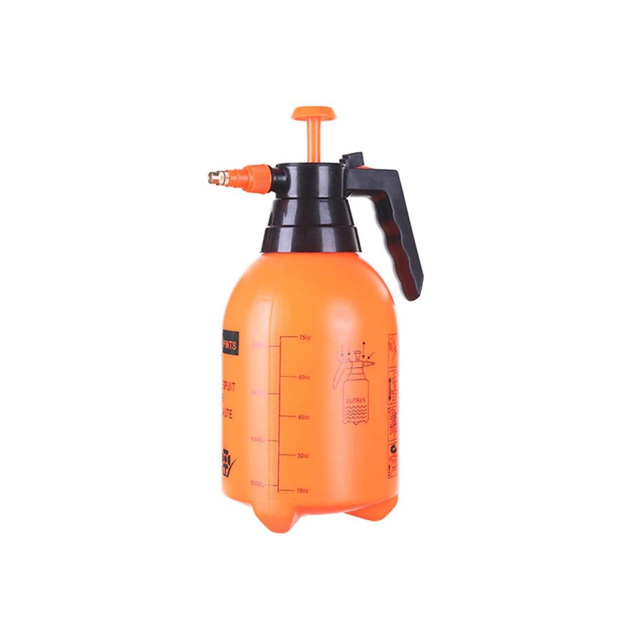 2L Watering Sprayer Bottle Gardening Atomizer Tool Big Capacity Water Cans WOSOSYEYO
