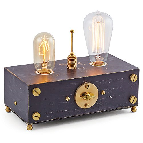 Vintage Electro Lamp Double -