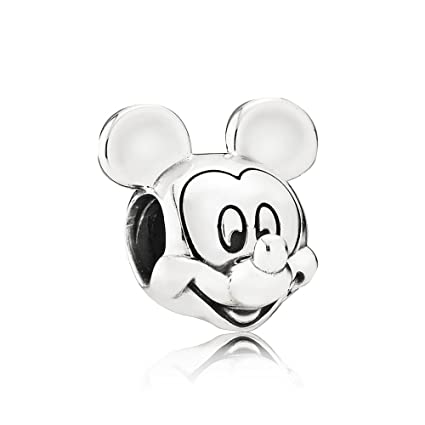 Pandora Women Silver Bead Charm - 791587 p09Alq