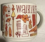 Starbucks Hawaii - Waikiki Been There Series 14 oz Ceramic Mug