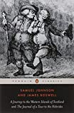 img - for The Journey to the Western Islands Scotland and The Journal of a Tour to the Hebrides (Penguin English Library) book / textbook / text book
