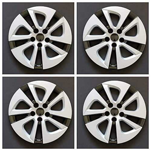 (MARROW New Wheel Covers Replacements Fits 2016-2017 Toyota Prius 15