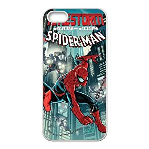iPhone 5 5s Cell Phone Case White Marvel comic Ywvc