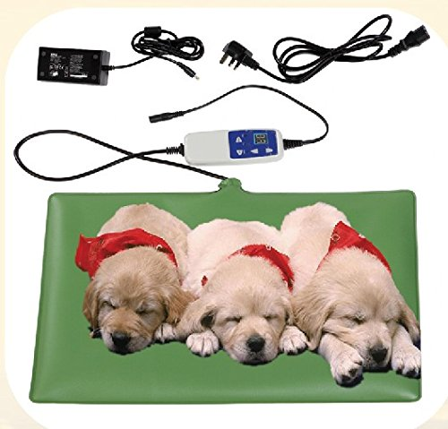 FAR Infrared Heated Pet Mat.Keep Your Pet Warm in Winter