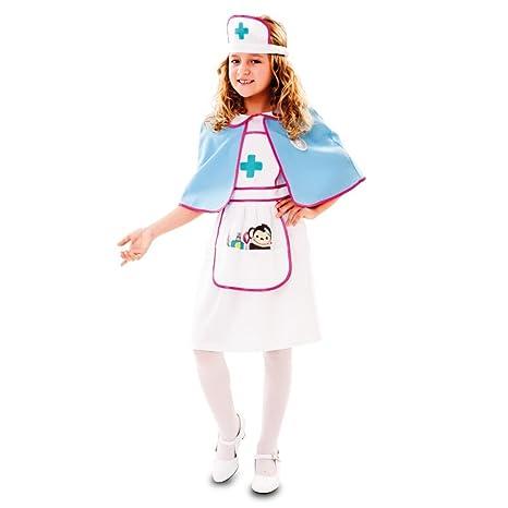 Fyasa fyasa720831-t00 Baby - Disfraz de Enfermera para niña ...