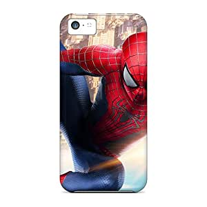 Apple Iphone 5c JyF2868NmeC Provide Private Custom High Resolution The Amazing Spider Man 2 New Pictures Shockproof Cell-phone Hard Covers -