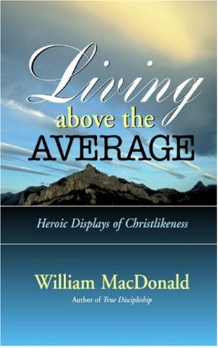 Download Living Above the Average ebook