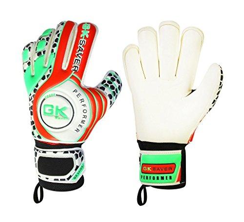 GK Saver Football Goalkeeper Gloves Finger Save Roll Finger Soccer Goalie...