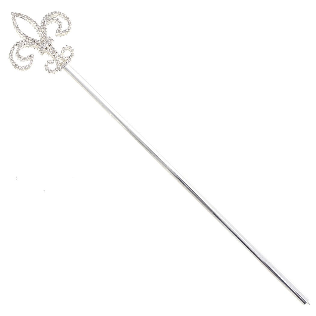 Rosemarie Collections Women's Royal Scepter Wand RM-60603-SPCR