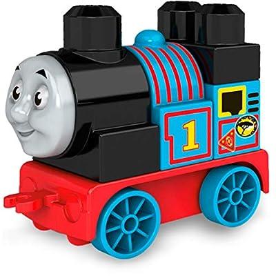Mega Bloks Thomas Global Thomas Building Set: Toys & Games