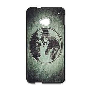 HTC One M7 Phone Case Jurassic World Jurassic Park WE976282