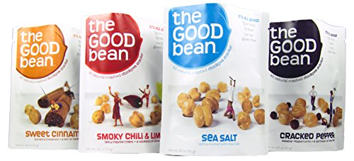 Good Bean Chickpea Snacks Variety product image