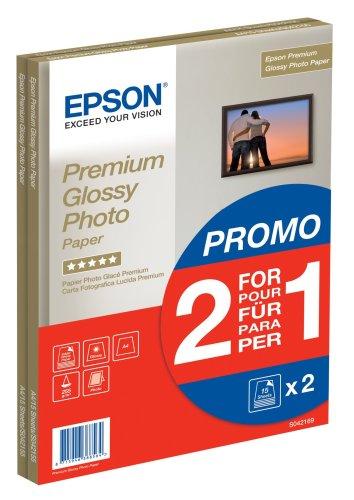 Premium Glossy Photo Paper BOGOF - Fotopapier, glänzen...