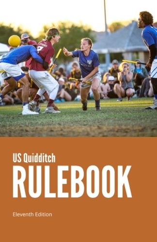 Books : US Quidditch Rulebook, Eleventh Edition