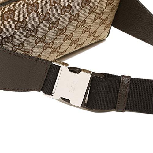 5388266923e Gucci Men s GG Guccissima Small Canvas GG Waist Belt Fanny - Import It All