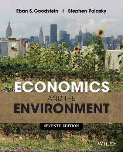Download Economics and the Environment pdf epub
