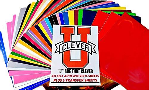 Self Permanent Adhesive (Permanent Self Adhesive Backed Vinyl Sheets12